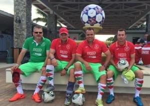 A Budapest FootGolf Team