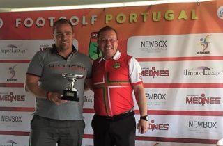 Tajtyi Róbert (balra) a portugál verseny szenior első helyezettje