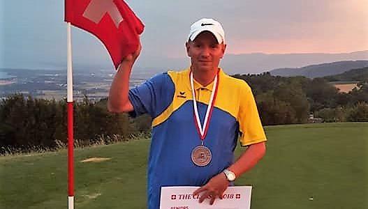 Schneider Ferenc 3. lett Svájcban