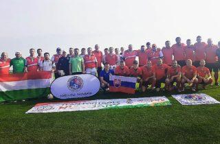 Szlovákia-Magyarország felkészülési mérkőzés
