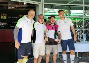Bacskai Bence nyert Szlovéniában