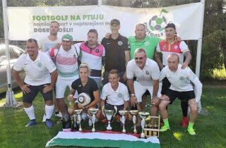 Magyar siker Szlovéniában