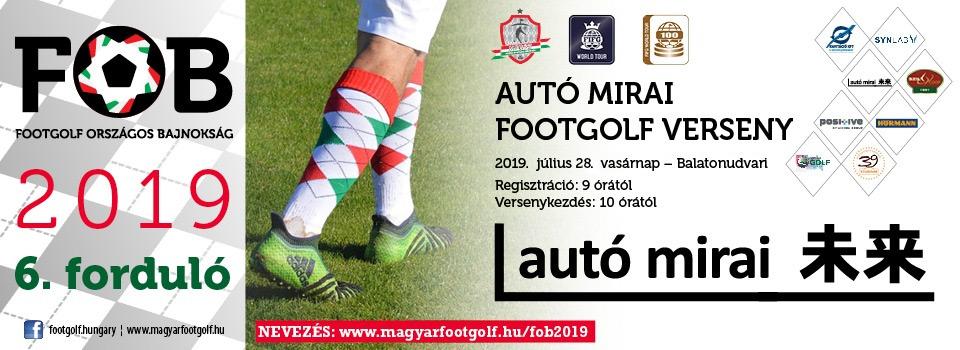 footgolf országos bajnokság 6.forduló